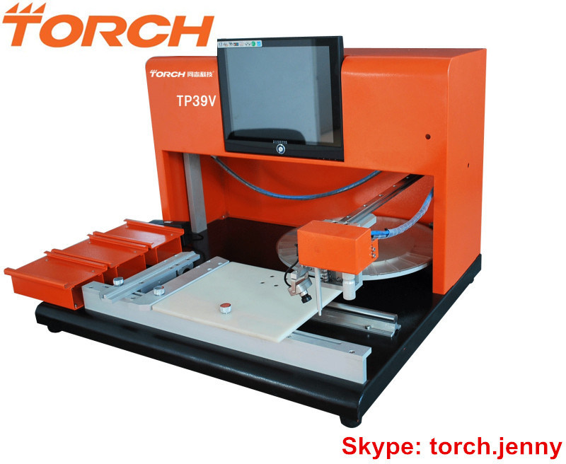 SMT Desktop Visual Pick and Place Machine Tp39V (TORCH)