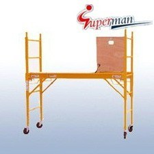 6 Ft Steel Multi-Use Scaffolding with Trapdoor (SM-SS03)