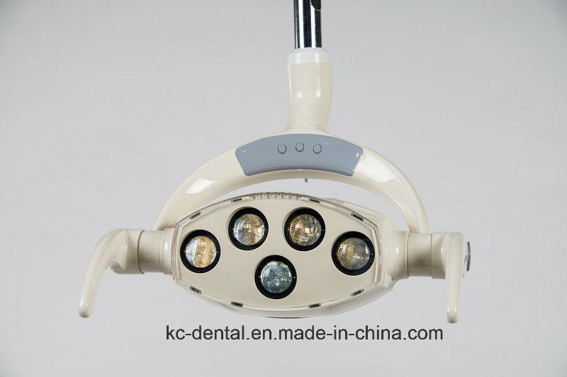 Unique Design High Performance 5 LEDs Dental Equipment Induction Lamp for Dental Chair