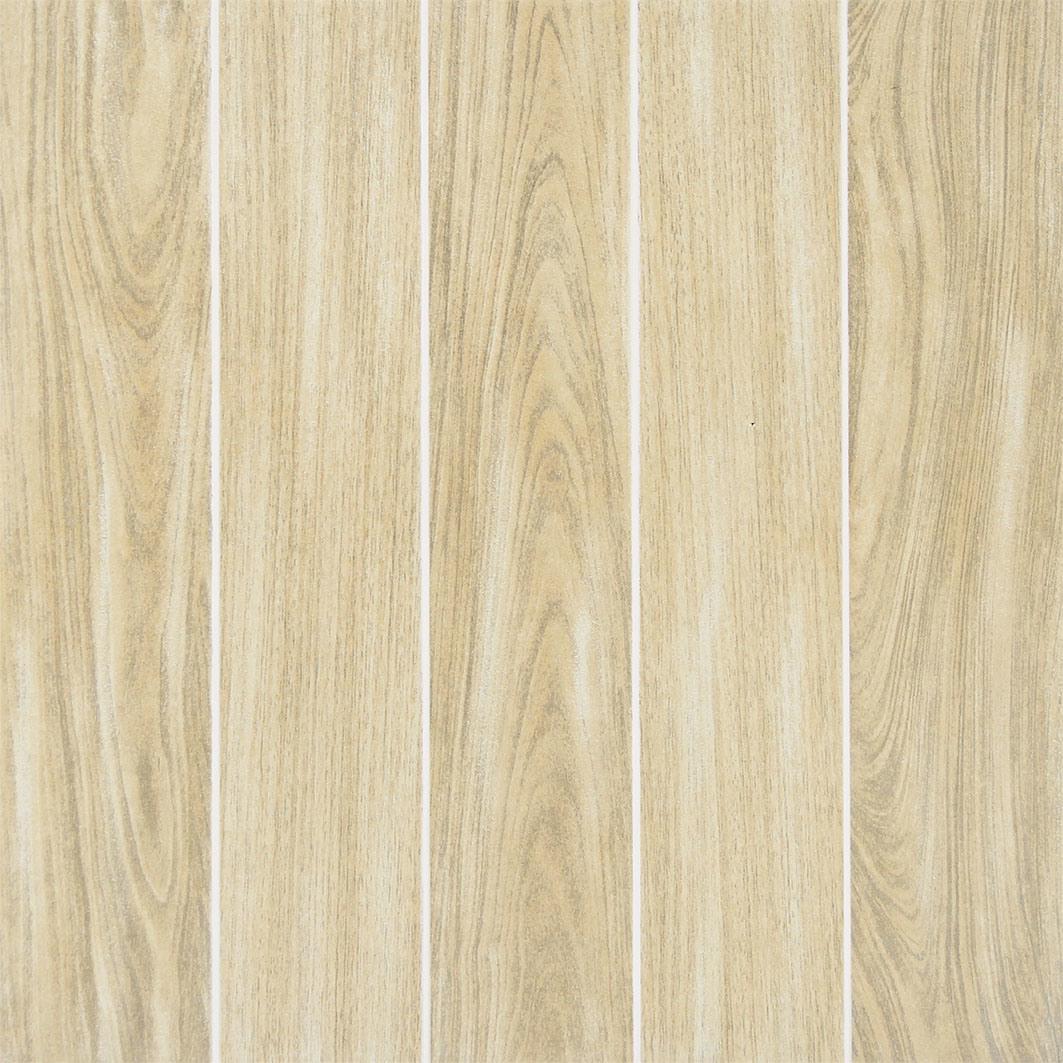 Multicolor Ceramic Wood Grain Tiles, Porcelain Flooring Tile