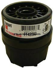 Fleetguard Fuel Filter FF42003 for Allis Chalmers, Kubota, Massey Ferguson Equipment; Yanmar Engines