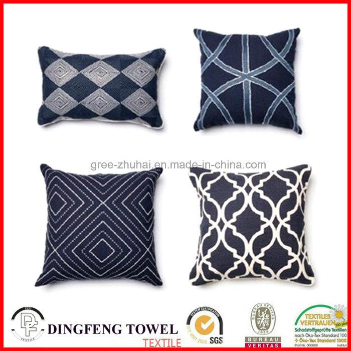 2017 New Design Digital Printing Cushion Cover Df-C128