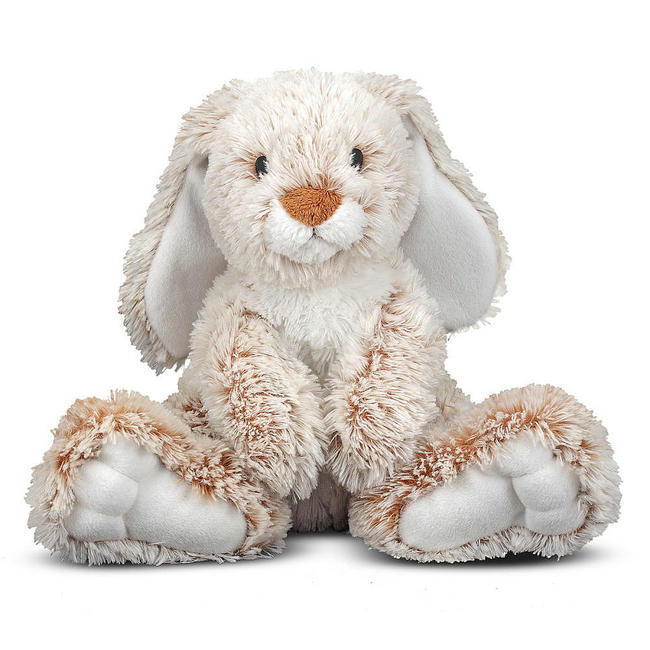 Wholesale White Rabbit Soft Bunny Plush Toy Stuffed Animal