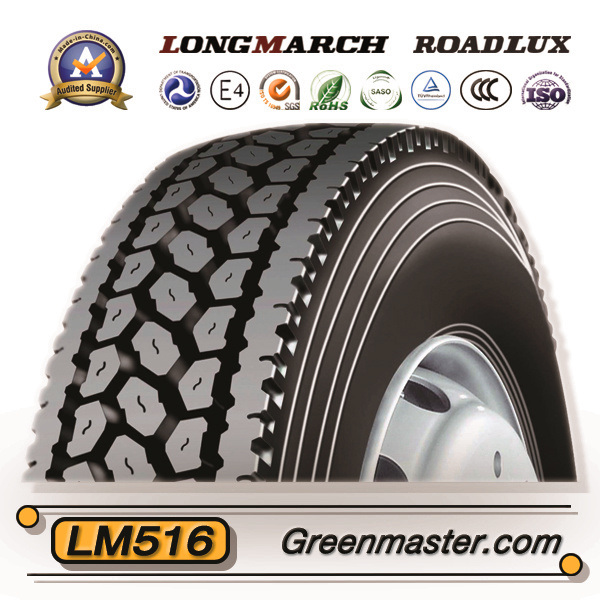 Longmarch Roadlux Truck Tires 11r22.5 11r24.5 295/75r22.5 285/75r24.5