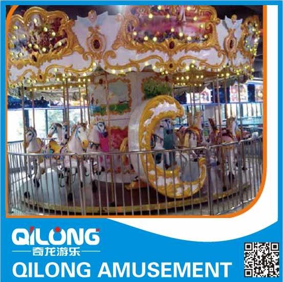 New Style Children Amusement Horse Riding (QL-K1001)