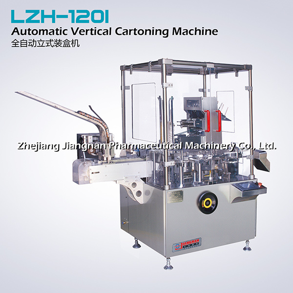 Automatic Vertical Cartoning Machine (LZH-120I)