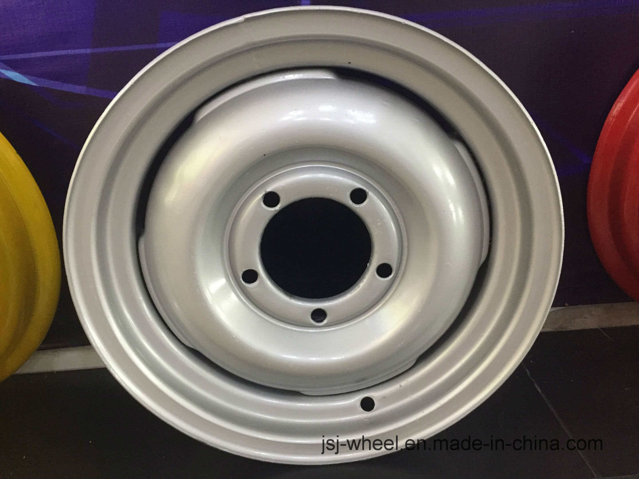 Wheel Rims for Tractor/Harvest/Machineshop Truck/Irrigation System-14