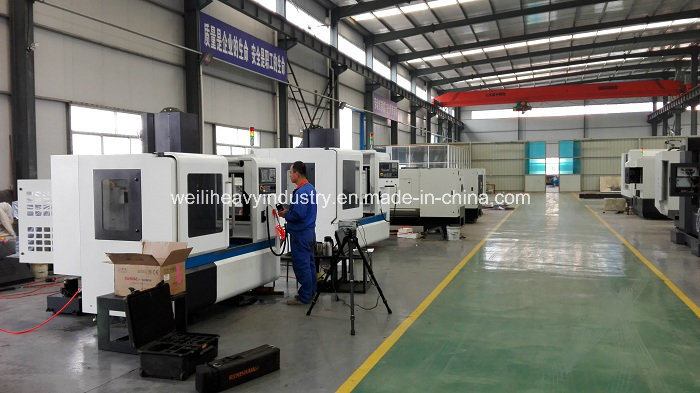 Xh7136 CNC Vertical Machine Center