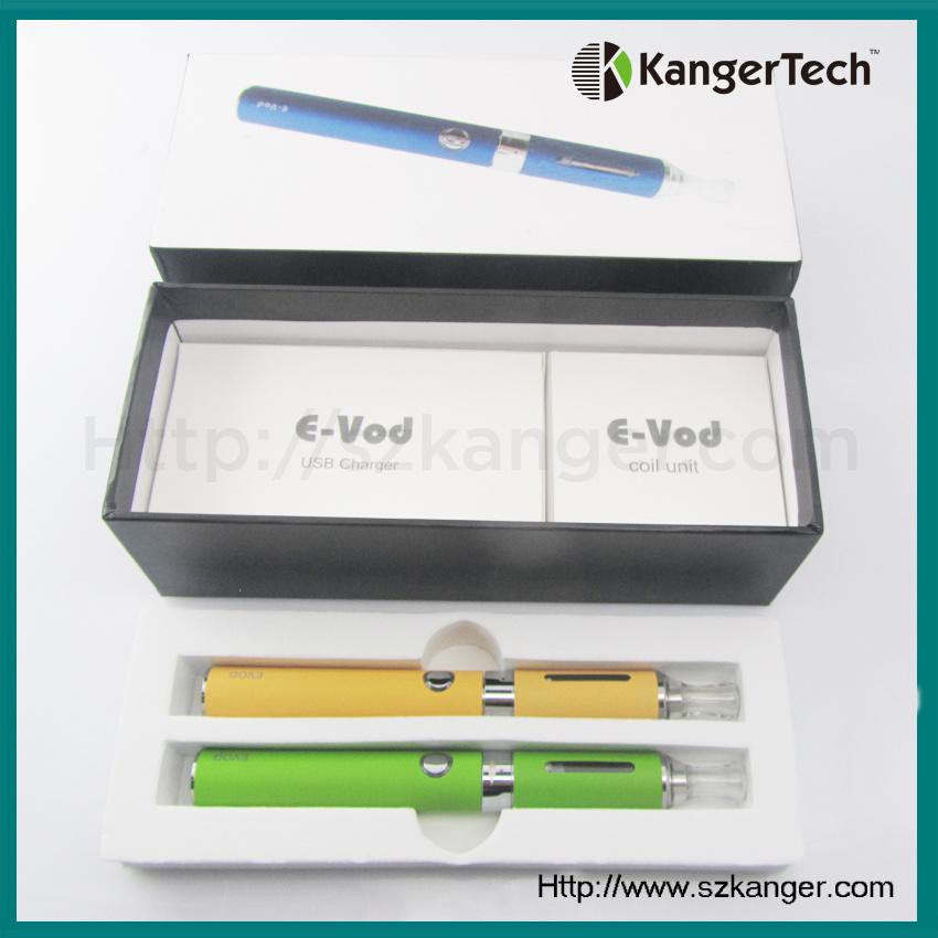 650mAh Electronic Cigarette Kanger Colorful Evod