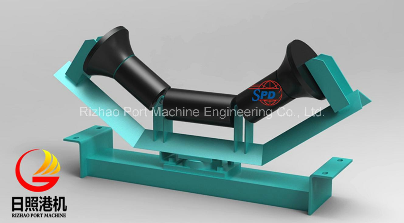 SPD Idler for Conveyor System, Conveyor Idler, Conveyor Steel Idler