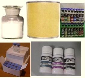 Sermorelin, Melanotan, Masteron, Testosterone Undecanoate