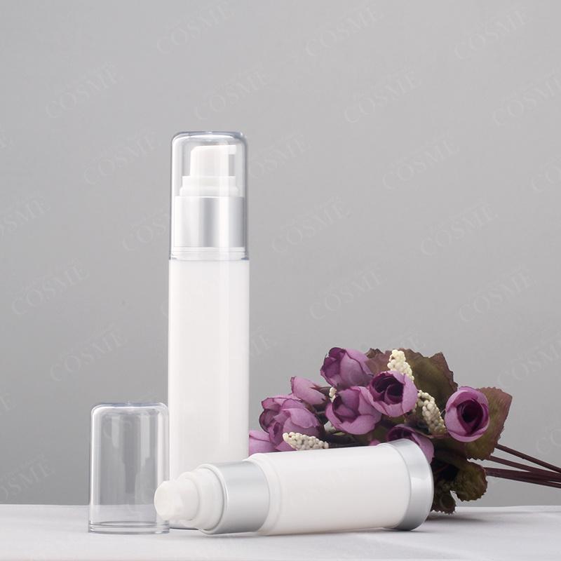 15ml 20ml 30ml 50ml 80ml 100ml High Quality Plastic as Airless Pump Spray Bottles