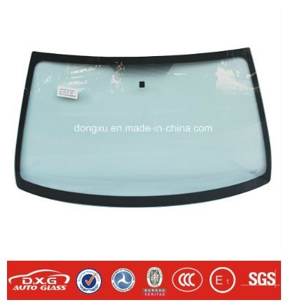 Auto Glass for RENAULT CLIO II/NIS PLATINA 4D SED/3D/5D HBK 98-