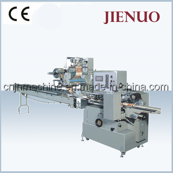 Fully Automatic Pillow Bread Packing Machine