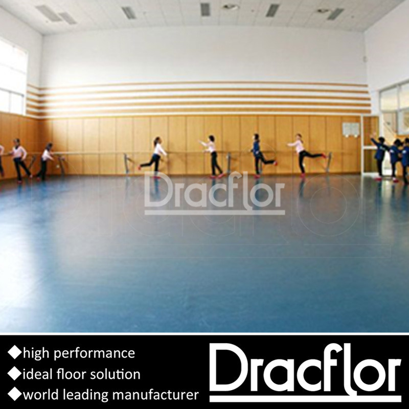 Dancing Room Vinyl Flooring for Ballet