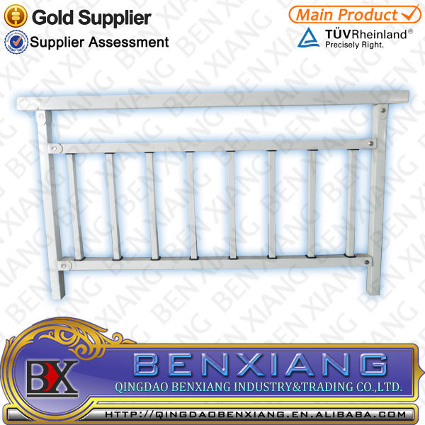 Small Steel Fence Large Metal Fence Power Coating Window Grills Window Fence Garden Fence Wrought Iron Fence