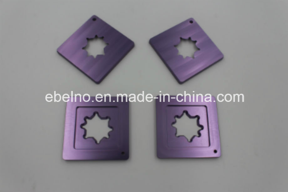 Customized Precision CNC Machining Parts with Colorful Anodizing