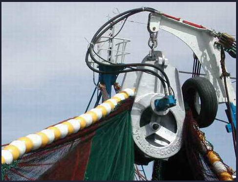 Marine Hydraulic Power Block (BTW1-36)