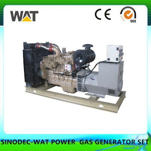 Water Cooler Natural Gas Generator Set 200kw (WT-200GFT)