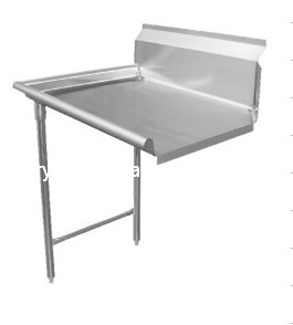 Stainless Steel Soilded Dish Table (HL-CDT24)