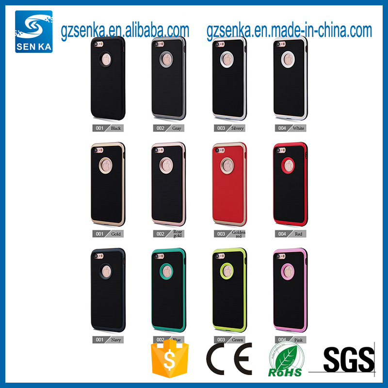 Wholesale Motomo Mobile Phone Case Cover for iPhone 7/7 Plus Case