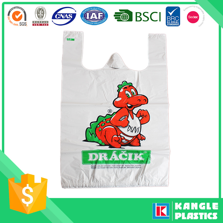 Factory Price T-Shirt Packaging Bag for Shopping