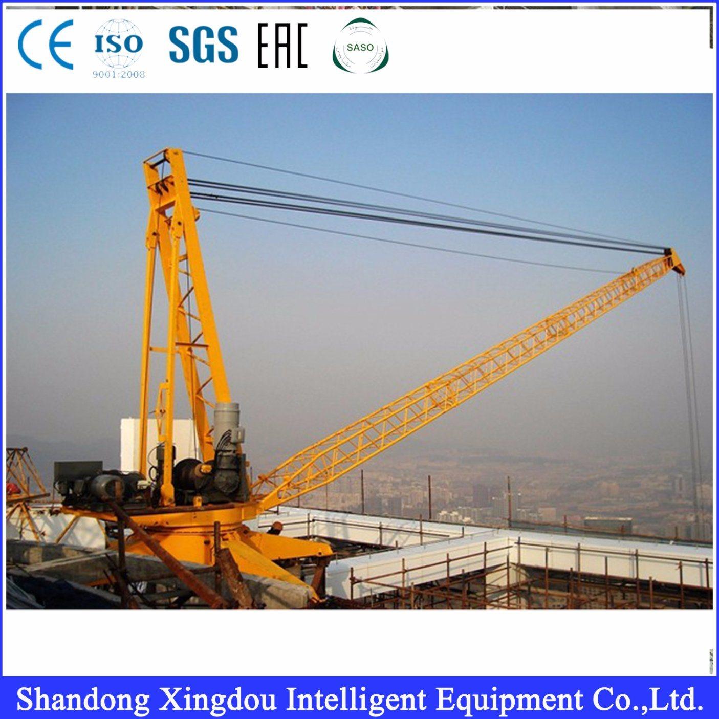 Tower Crane Price Construction Equipments Machine Jib Crane