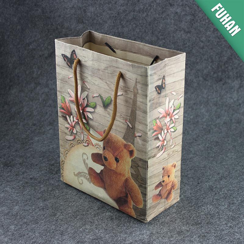 High Quality Gift Paper Bag/ Shopping Paper Bag