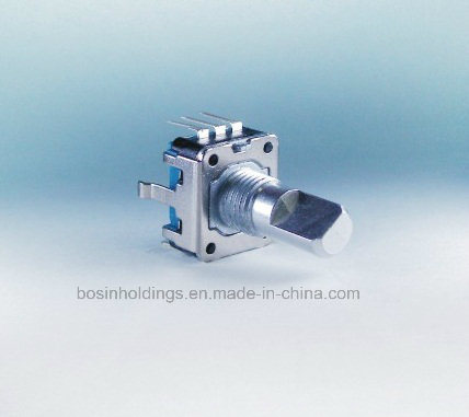 12mm Absolute Rotary Encoder for Car Air Conditioning Use