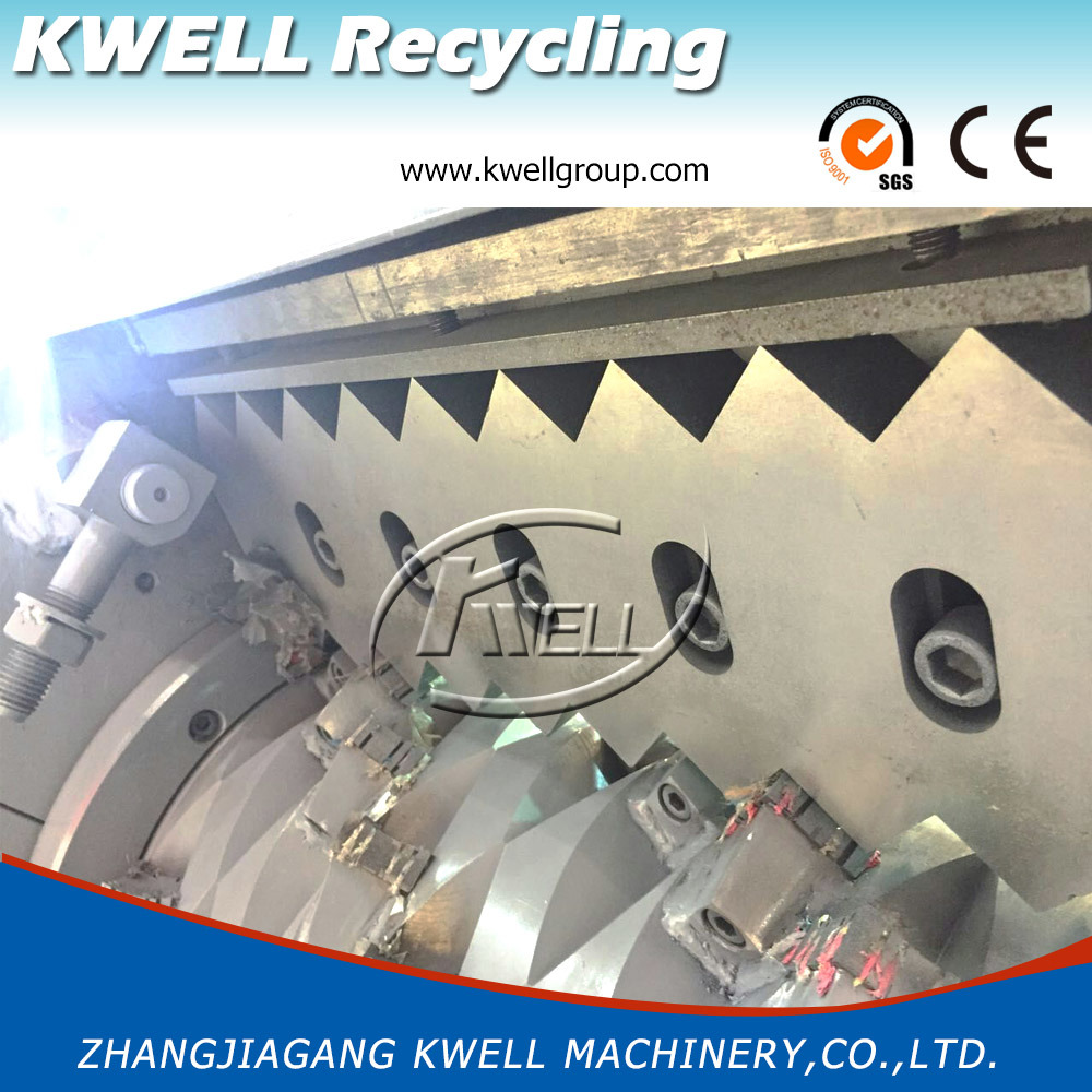 Metal Shredder Machine/Paper Shredder/ Plastic Shredder Machine