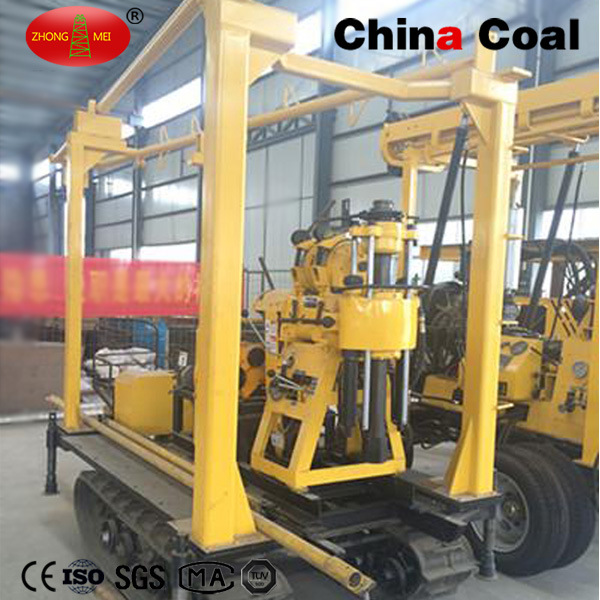 China Xyd-130 Truck Mounted Crawler Water Borehole Well Drilling Rig with Low Cost for Sale