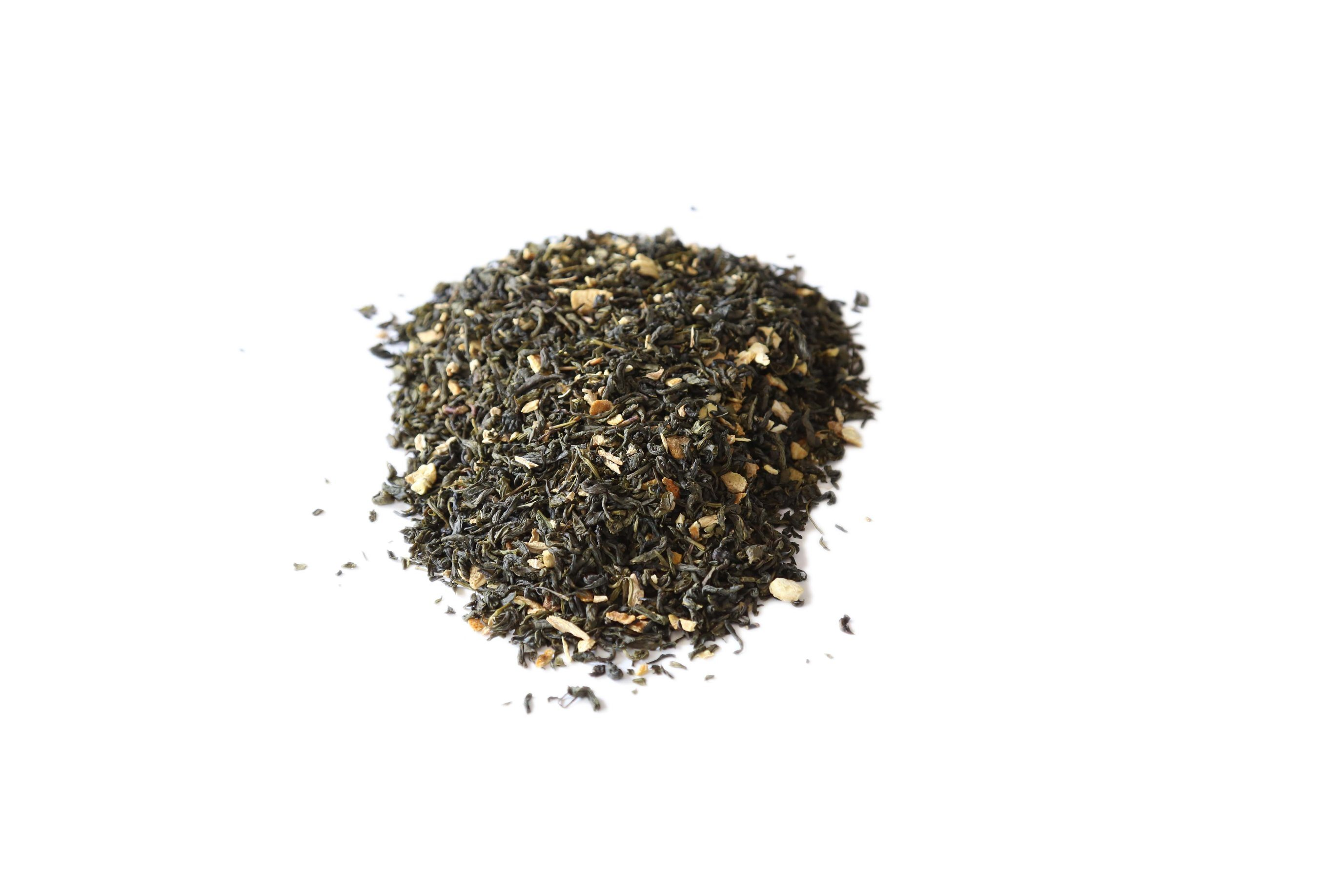 Green Tea Ginger Tea Flavor Tea