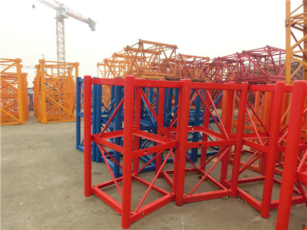 Hot Sale 2t Construction Lift Cage for Construciton Site