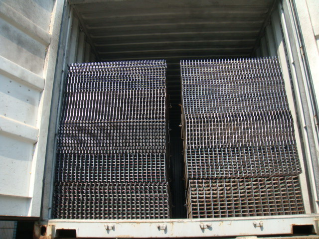 Black Steel Gratings (JG325/30/100)