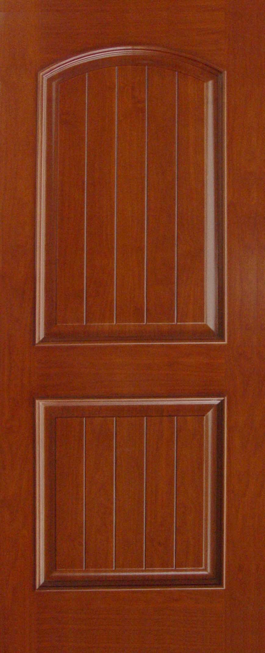 China wooden composite venee mdf door fma 011 china for Hardwood doors