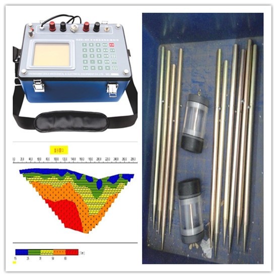 2015 New Underground Water Detection, Ground Water Detector, Drinking Water Detector, Water Investigation Instrument, Ground Water Locator, Ground Water Finder