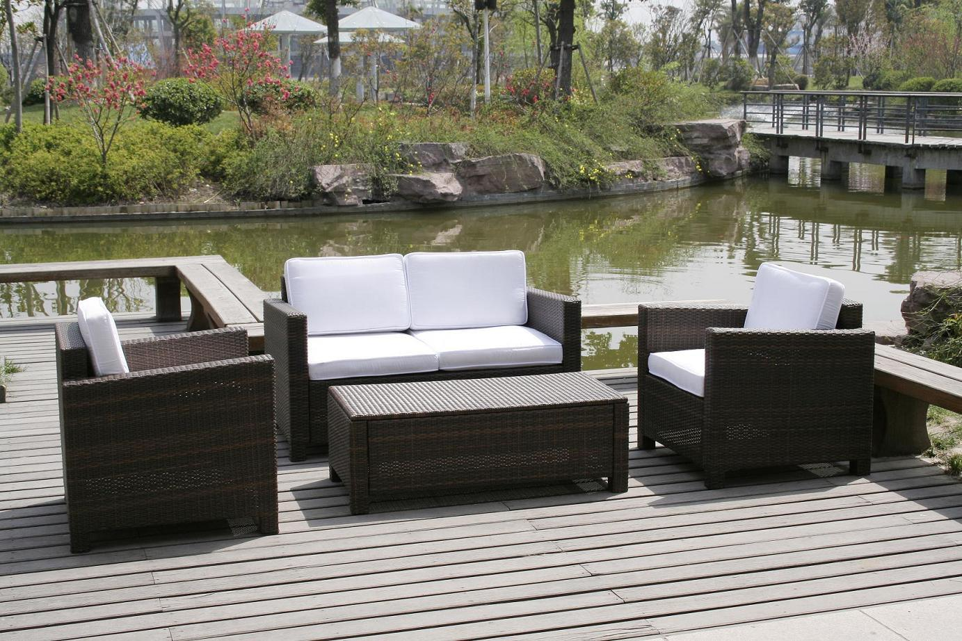 China outdoor garden furniture mbs180kd china outdoor for Exterior furniture