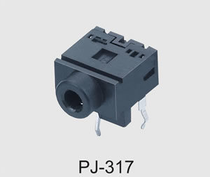 3.5 Phone Jack Connector (PJ-317)