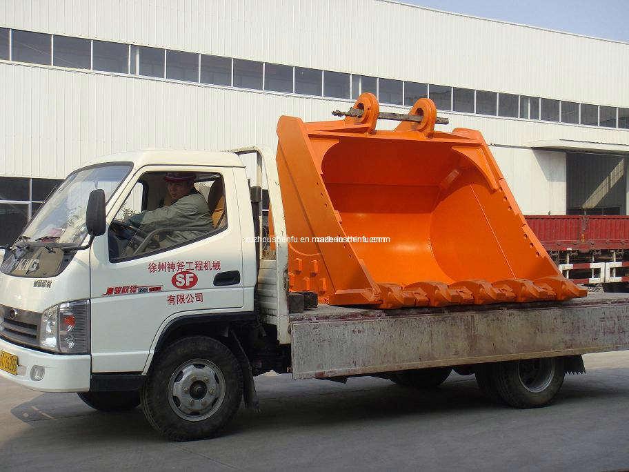 5.5 Cbm Excavator Rock Bucket for Hitachi 480