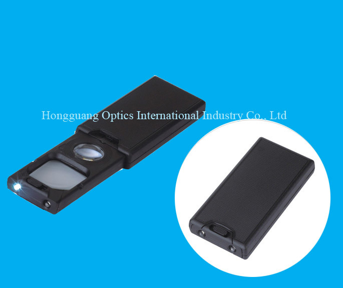 LED Multifunction Jewelry Magnifier (9582)