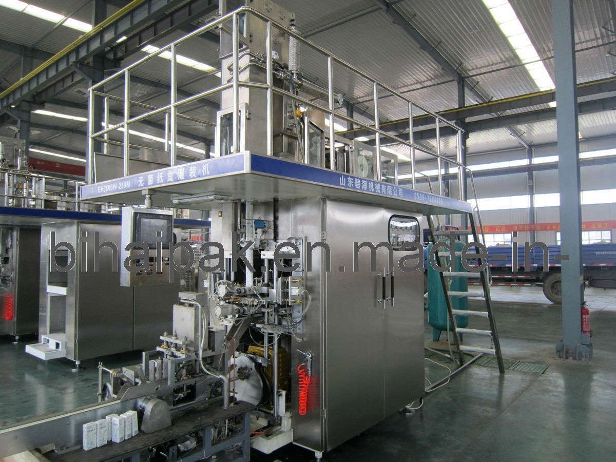 China Bihai Packaging Filling Machine