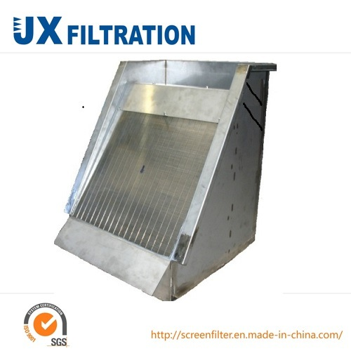 High Efficiency Static Sieve Bend Screens
