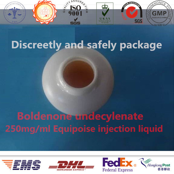 Highest Quality Muscle Building Steroid Equipoise 300mg/Ml Injectable Liquid Boldenone Undecylenate