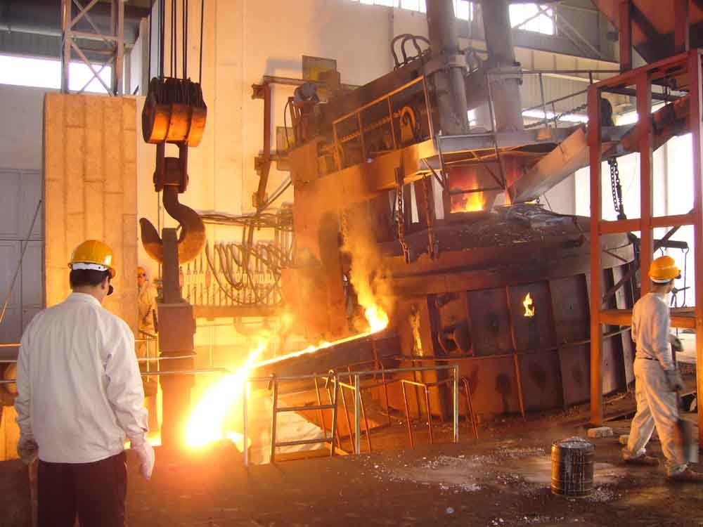 China Electric Arc Furnace Eaf Photos Amp Pictures Made In