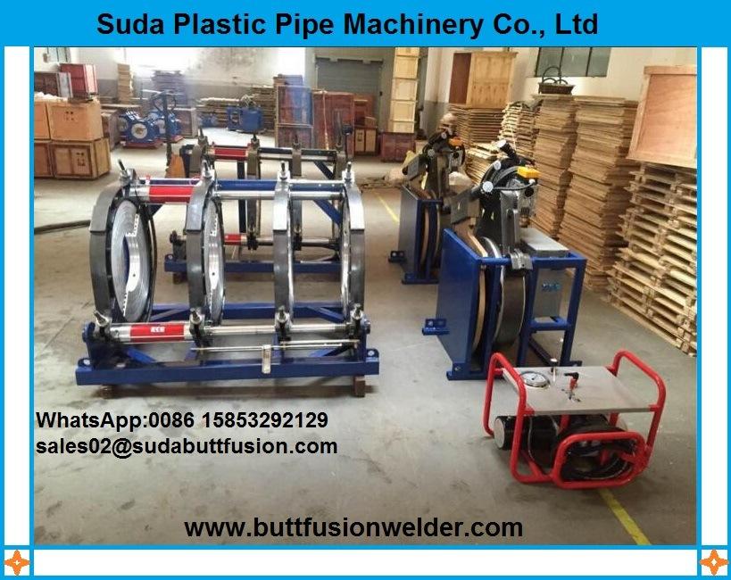 Sud630h HDPE Plastic PE Pipe Welding Machine