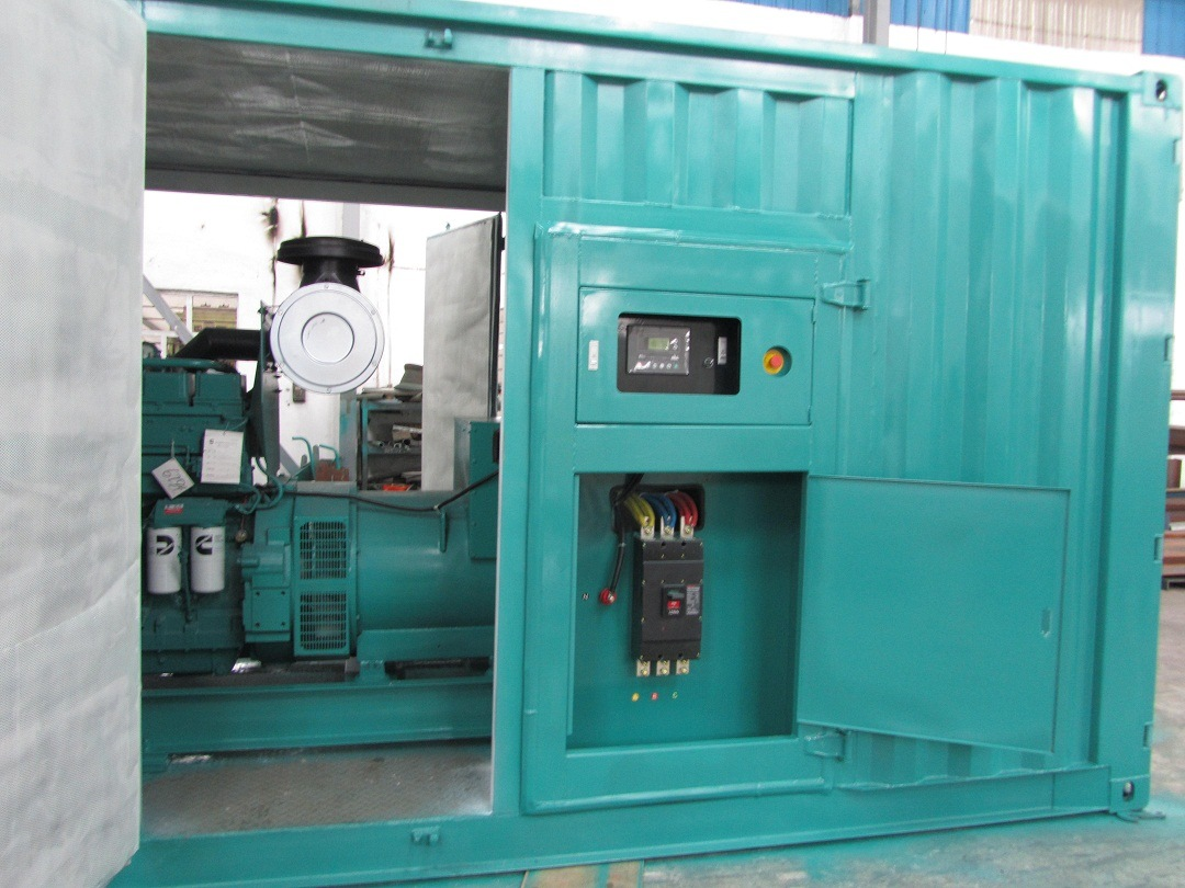 1200kVA Cummins Industrial Diesel Electric Power Generator