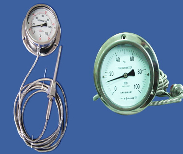 China Remote-Reading Thermometer - China Exhaust Gas Thermometer