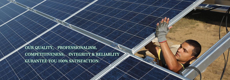 Poly 220W Solar Panel / 27vmp