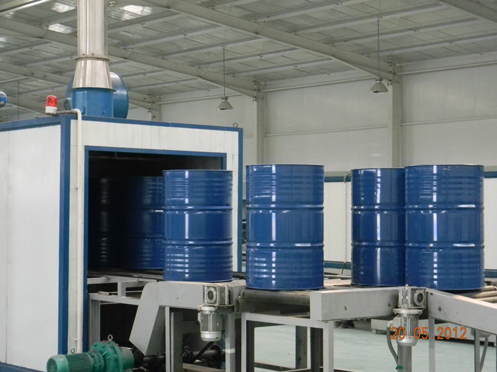 Steel Drum Top Auto Production Line