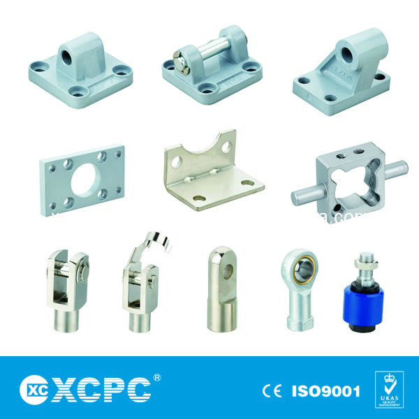 ISO6431 Standard Pneumatic Cylinder Accessories